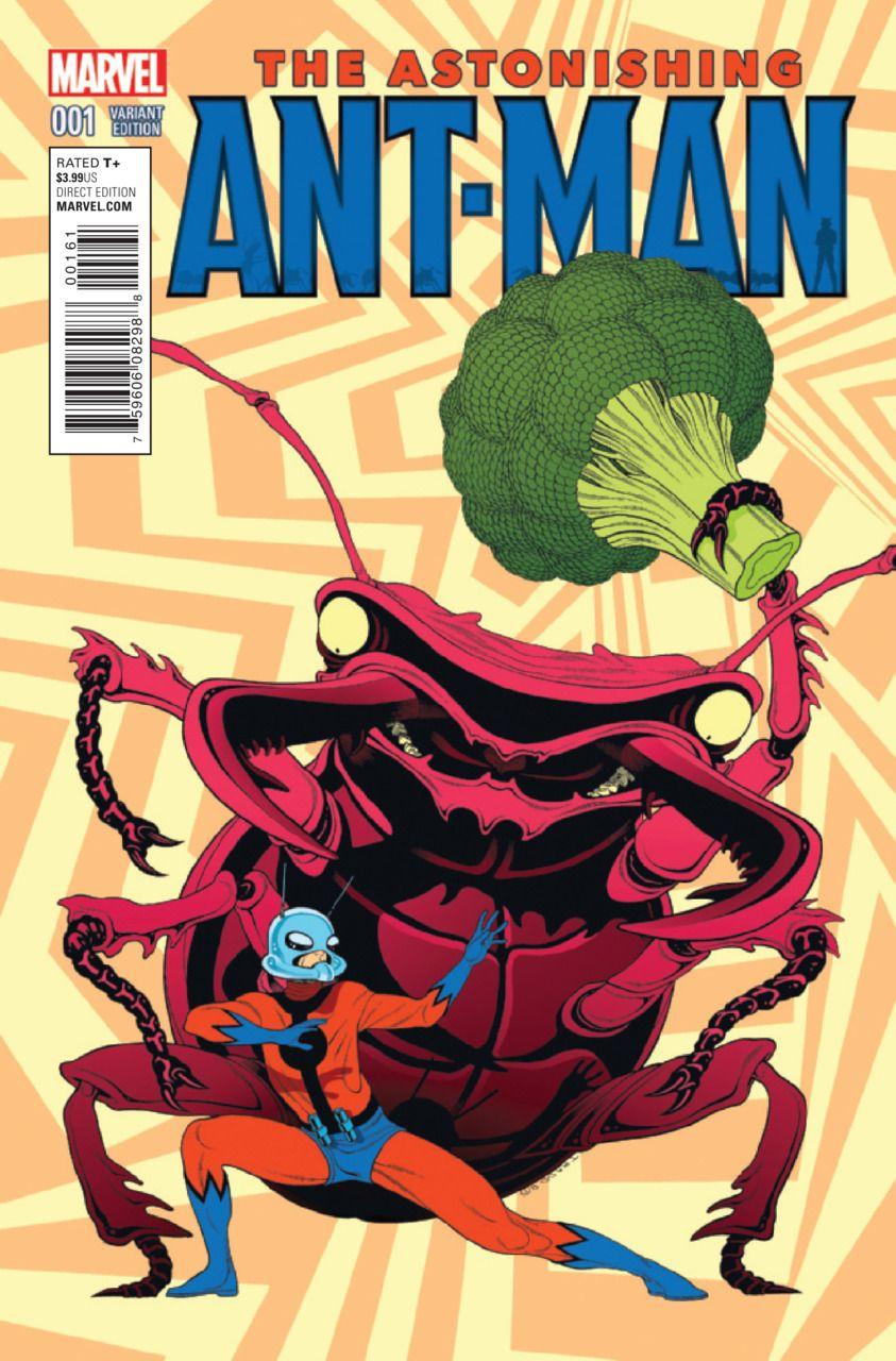 Astonishing Ant-Man #1 (Scarlet Beetle: Tales to Astonish #39)