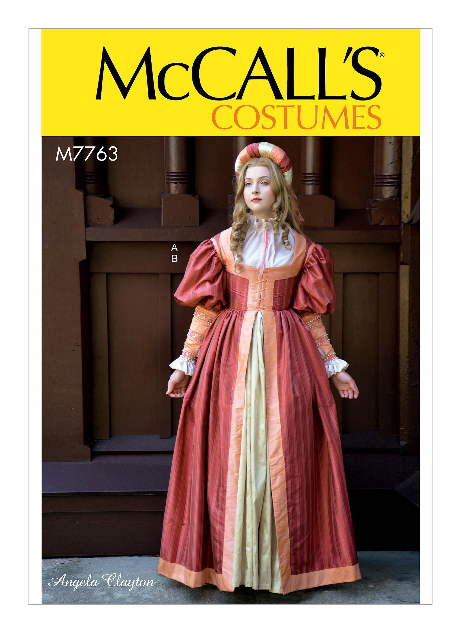 M7763 | McCall\'s Patterns | Sewing Patterns | sewing ideas | Pinterest