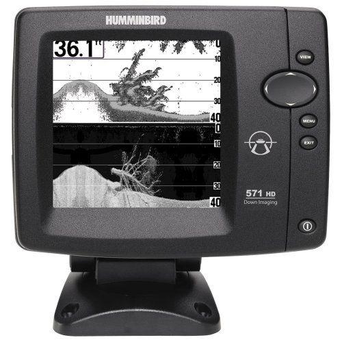 Humminbird 4089601 571 Hd Di Down Imaging And Dualbeam Fishfinder By Humminbird 249 99 Humminbird 500 Series 571 Humminbird Marine Electronics Fish Finder