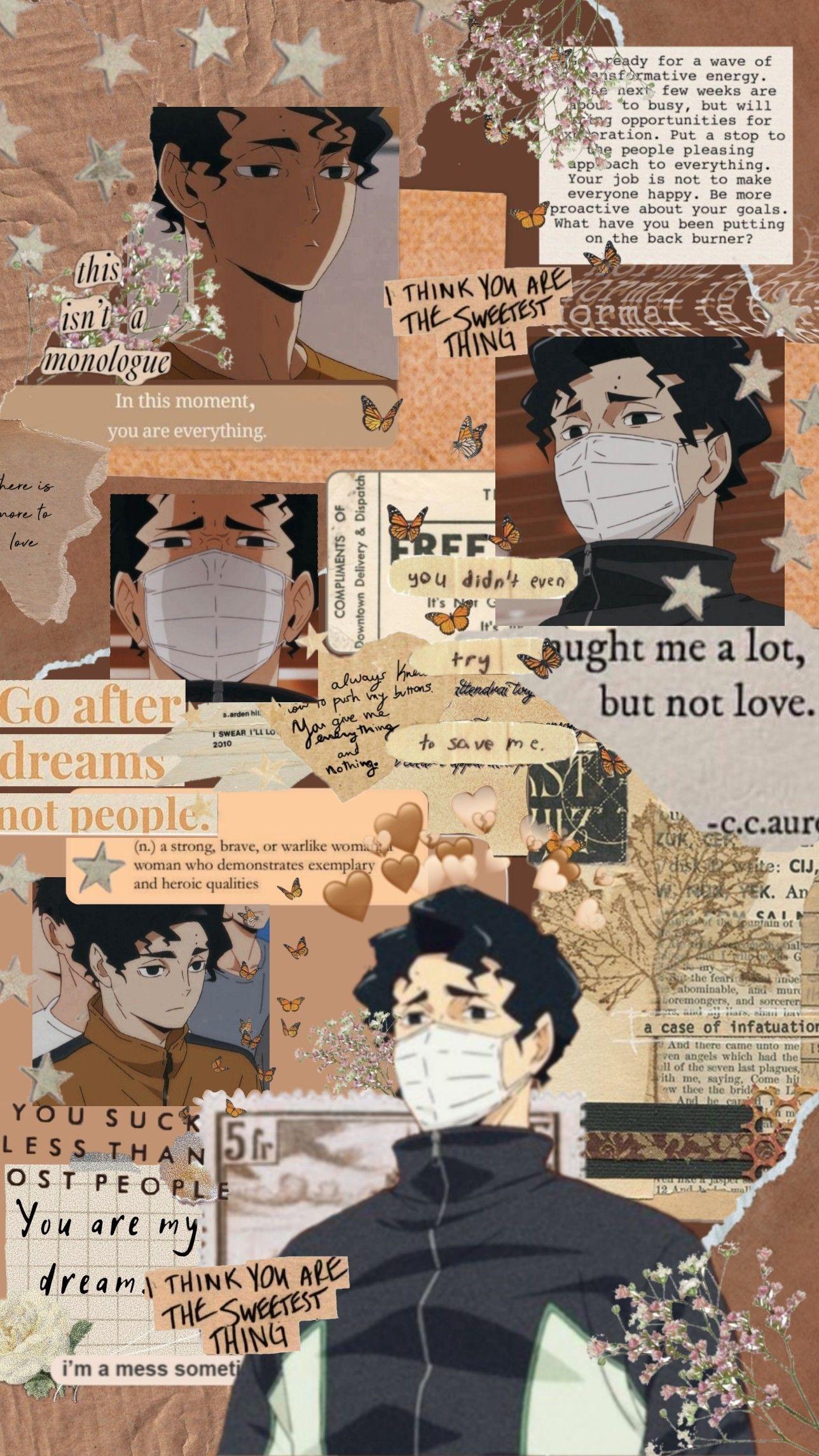 Haikyuu Haikyuuedit Anime Sakusakiyoomi Aesthetic Aestheticedit Beigeaesthetic Freetoedit Anime Wallpaper Phone Anime Wallpaper Iphone Haikyuu Anime