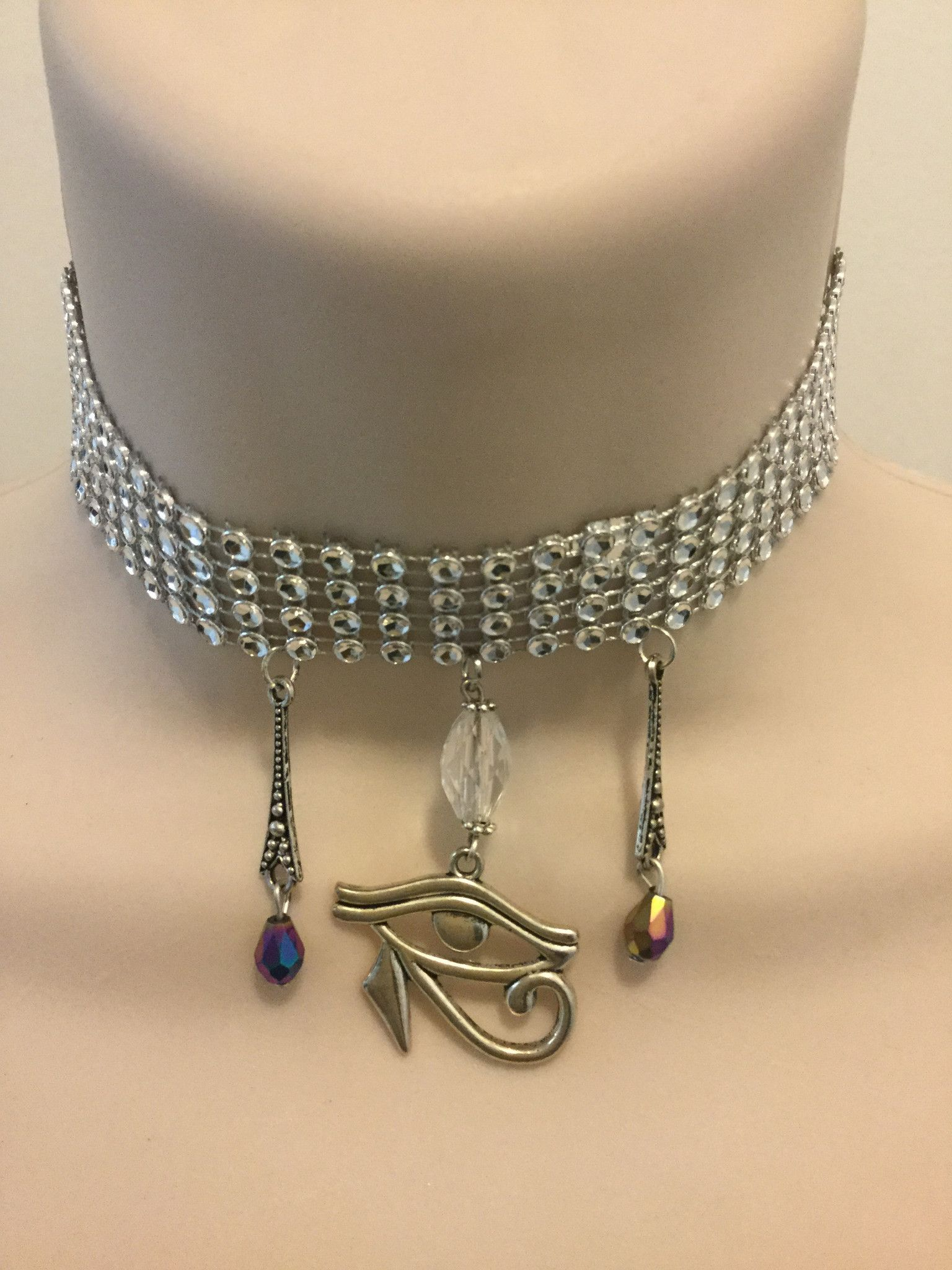 My Queen Egyptian Nefertiti 39 S Necklace And Egyptian