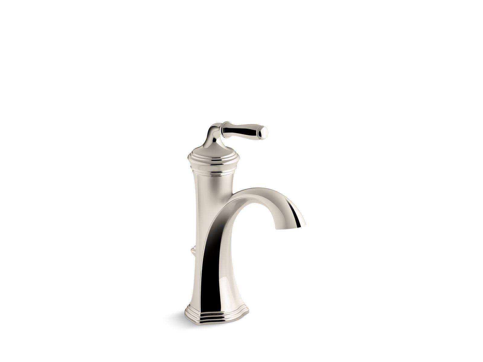 Devonshire Single Handle Bathroom Sink Faucet K 193 4 Kohler Bathroom Sink Faucets Bathroom Sink Faucets Single Hole Sink
