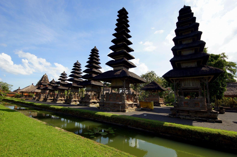 Taman Ayung Tempat Wisata Di Bali Bagian Selatan Info