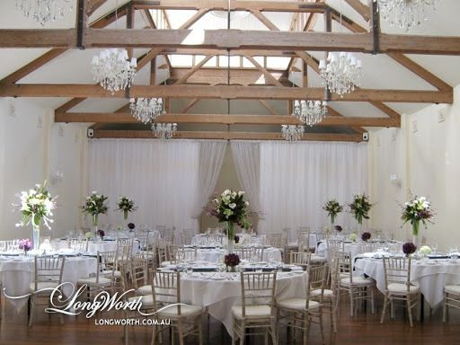Gorgeous Wedding Reception Venue Longworth House In Newcastle Nsw