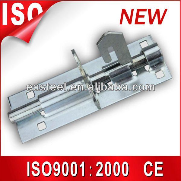 6 Inch Cold Rolled Steel Door Latch Barrel Bolt Steel Doors Sliding Doors Door Bolt Lock