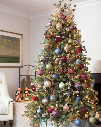 Rustic Elegant Farmhouse Theme Christmas Themes Decorations Farmhouse Christmas Ornaments Elegant Christmas Decor