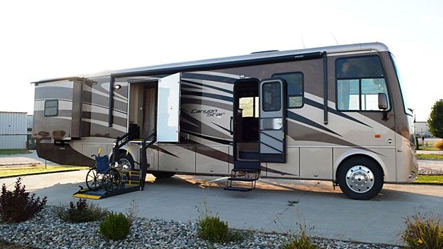 Accessible Rv Recreational Vehicles Rv World Vehicles