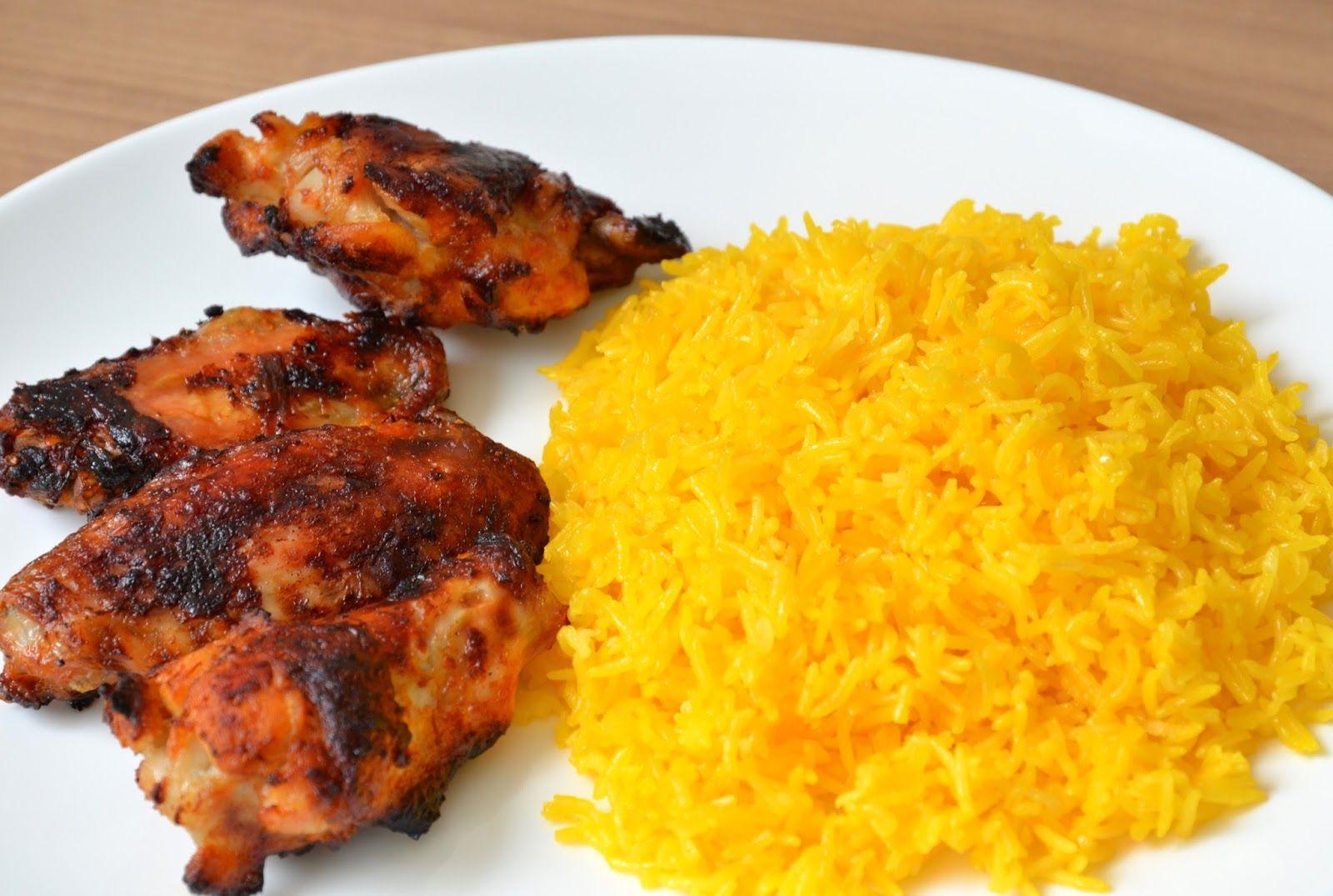 The Oriental Kitchen Tandoori Chicken Wings Rezepte