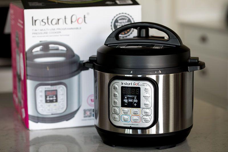 Instant pot duo mini review best electric pressure