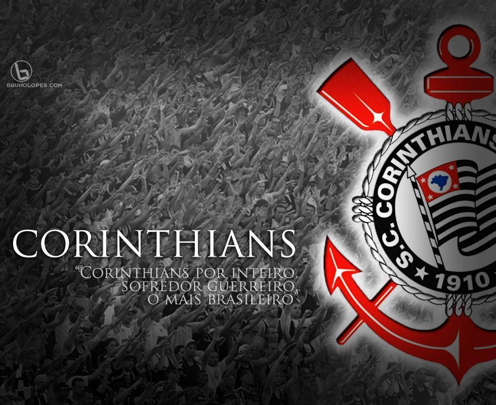 Sofredor Guerreiro Com Imagens Tema Do Corinthians Poderoso