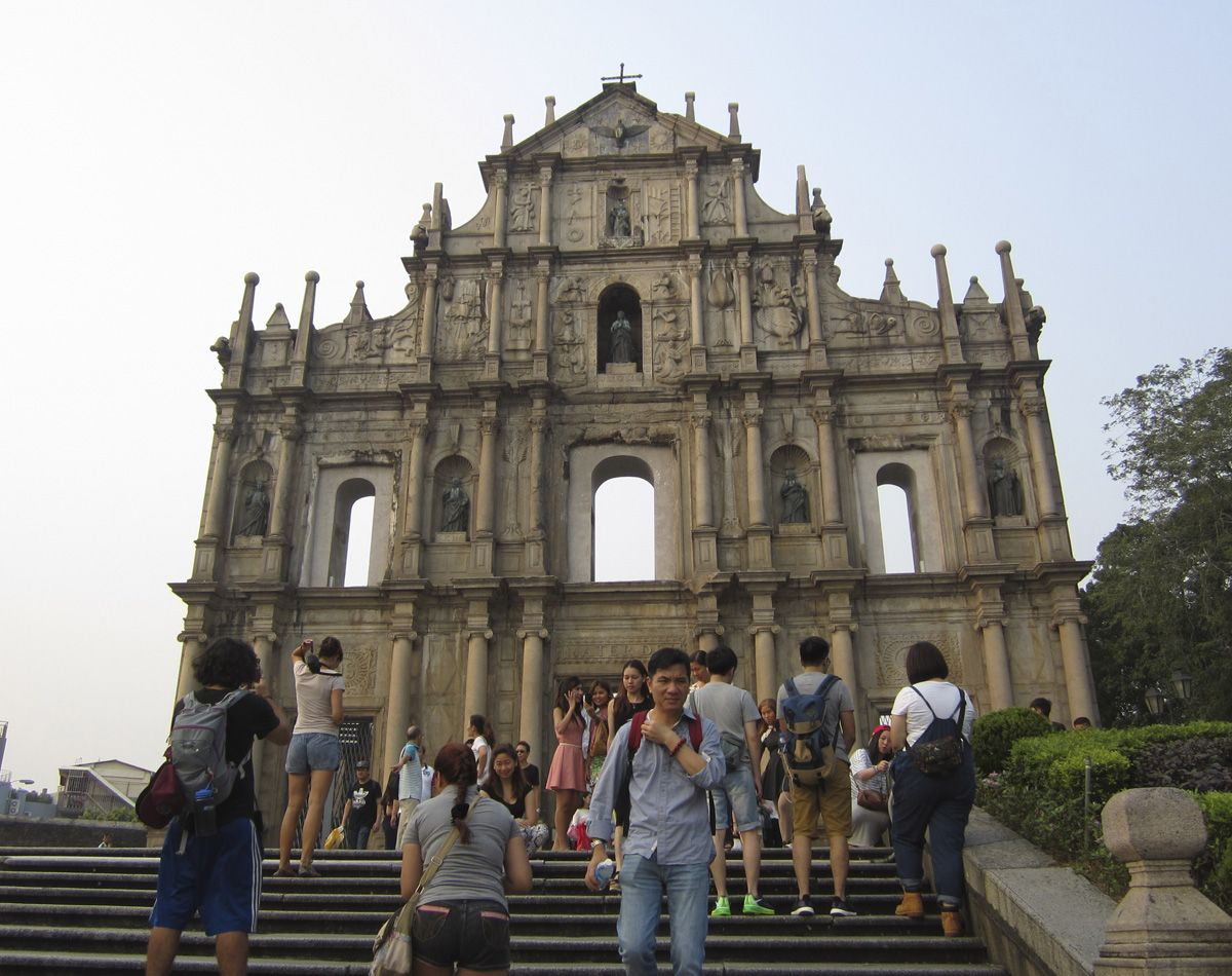 Hongkong ja Macao yllättävät monin tavoin