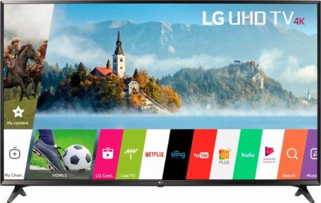 Lg 43 Class 43 Diag Led 2160p Smart 4k Ultra Hd Tv