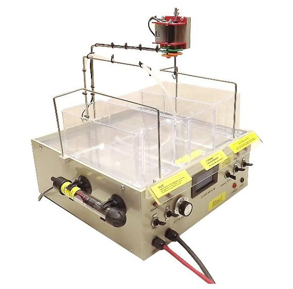 Electroplating Station With Four Options - 30 ADC   taki