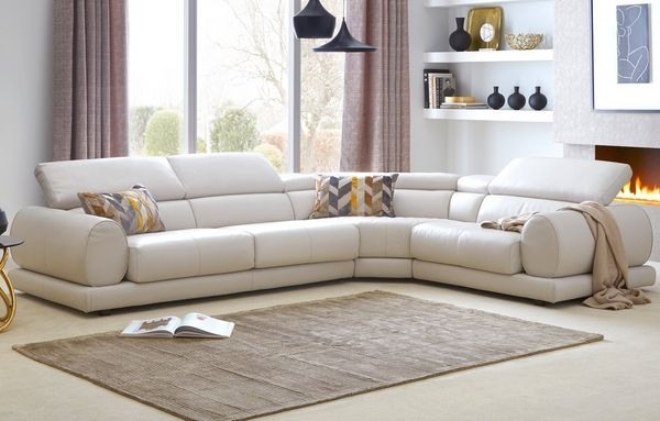 Leather Corner Sofas That Combine Quality & Value Ireland | DFS ...