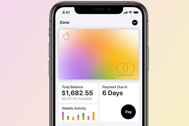 What is Apple Card and how does it work? Credit card