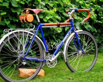 Superbe Portage Strap Leather Bicycle Top Tube Protector And Carrier