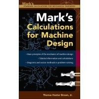 Marks Calculations For Machine Design
