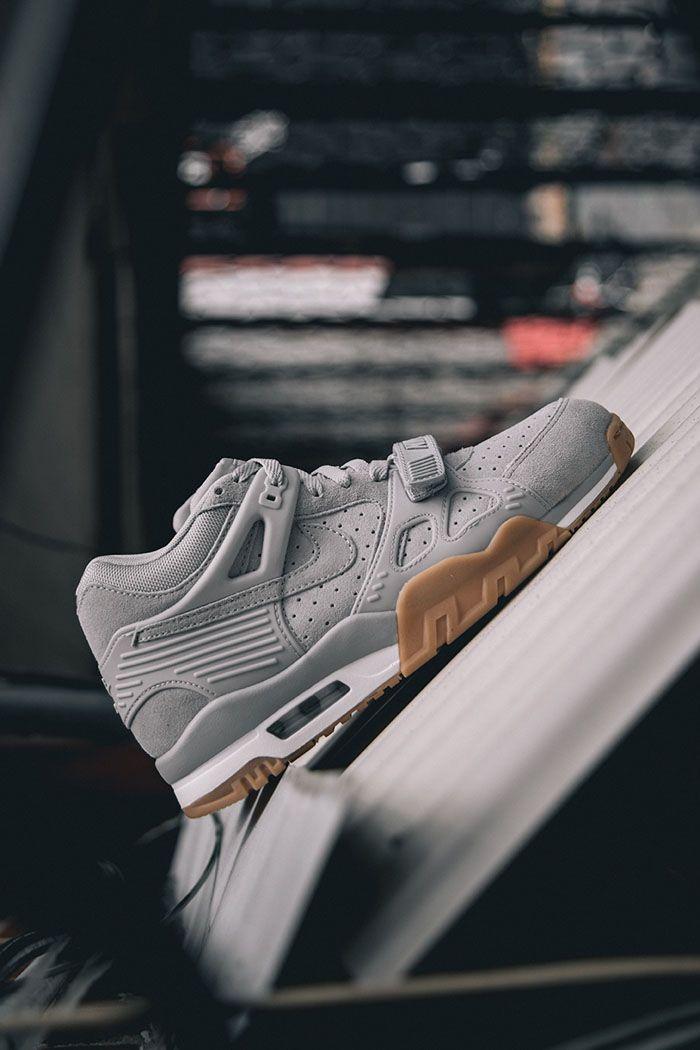 NIKE Air Trainer 3 Wolf Grey | Sneakers