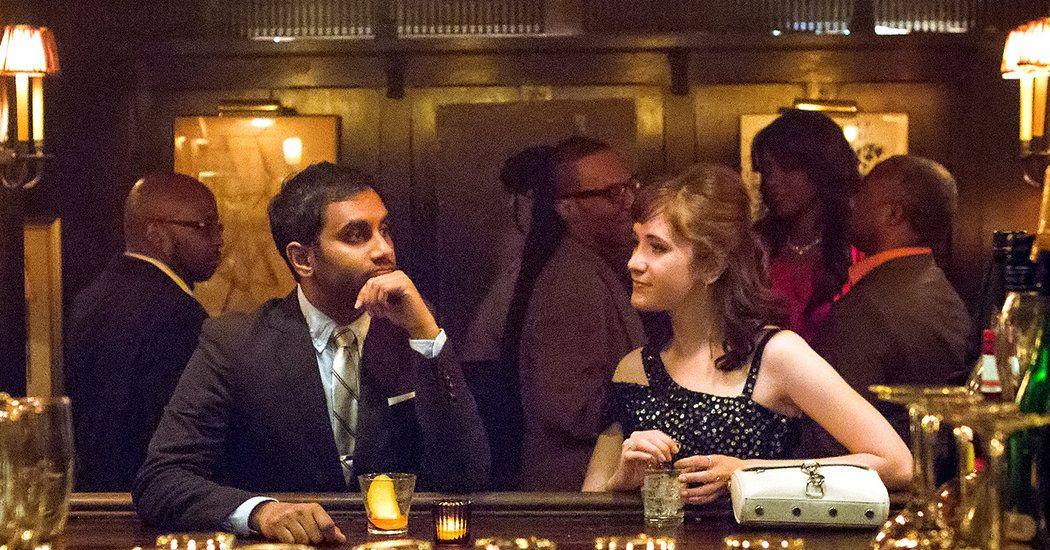 Aziz Ansari, in 'Master of None,' Negotiates Technology