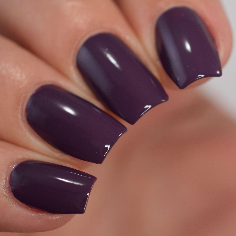Mary Kay Violet Silk Nail Lacquer | Manicure Manifesto: Nail Polish ...