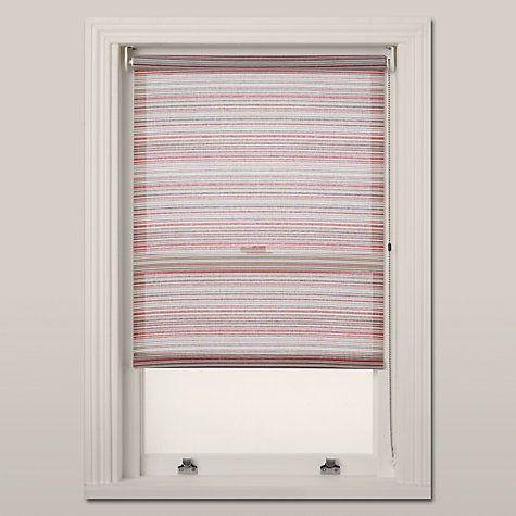 Buy John Lewis Manhattan Stripe Daylight Roller Blind ...