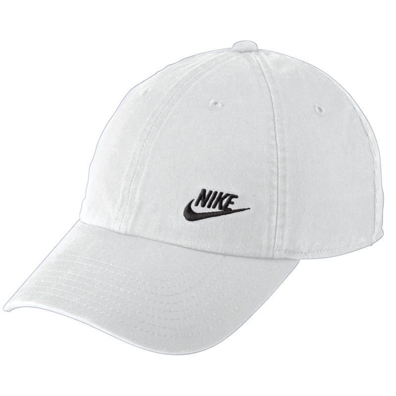 reputable site 726ae db8b1 Nike Womens Twill H86 Adjustable Hat, White