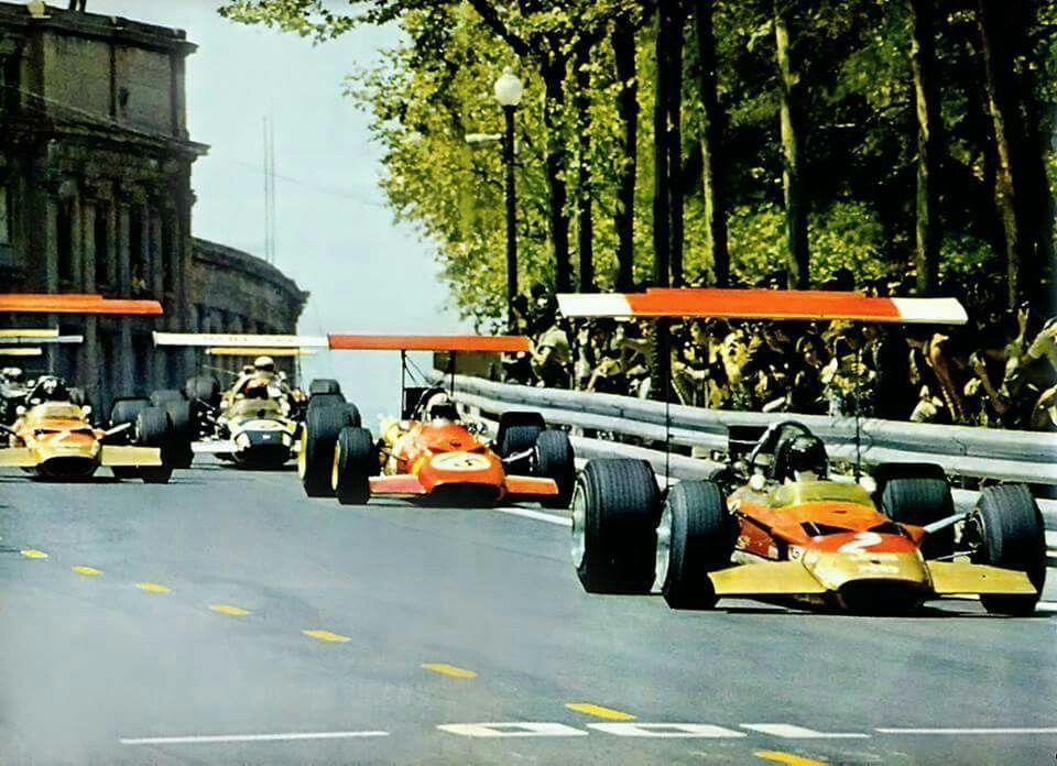 Montjuic Spainish GP 1969