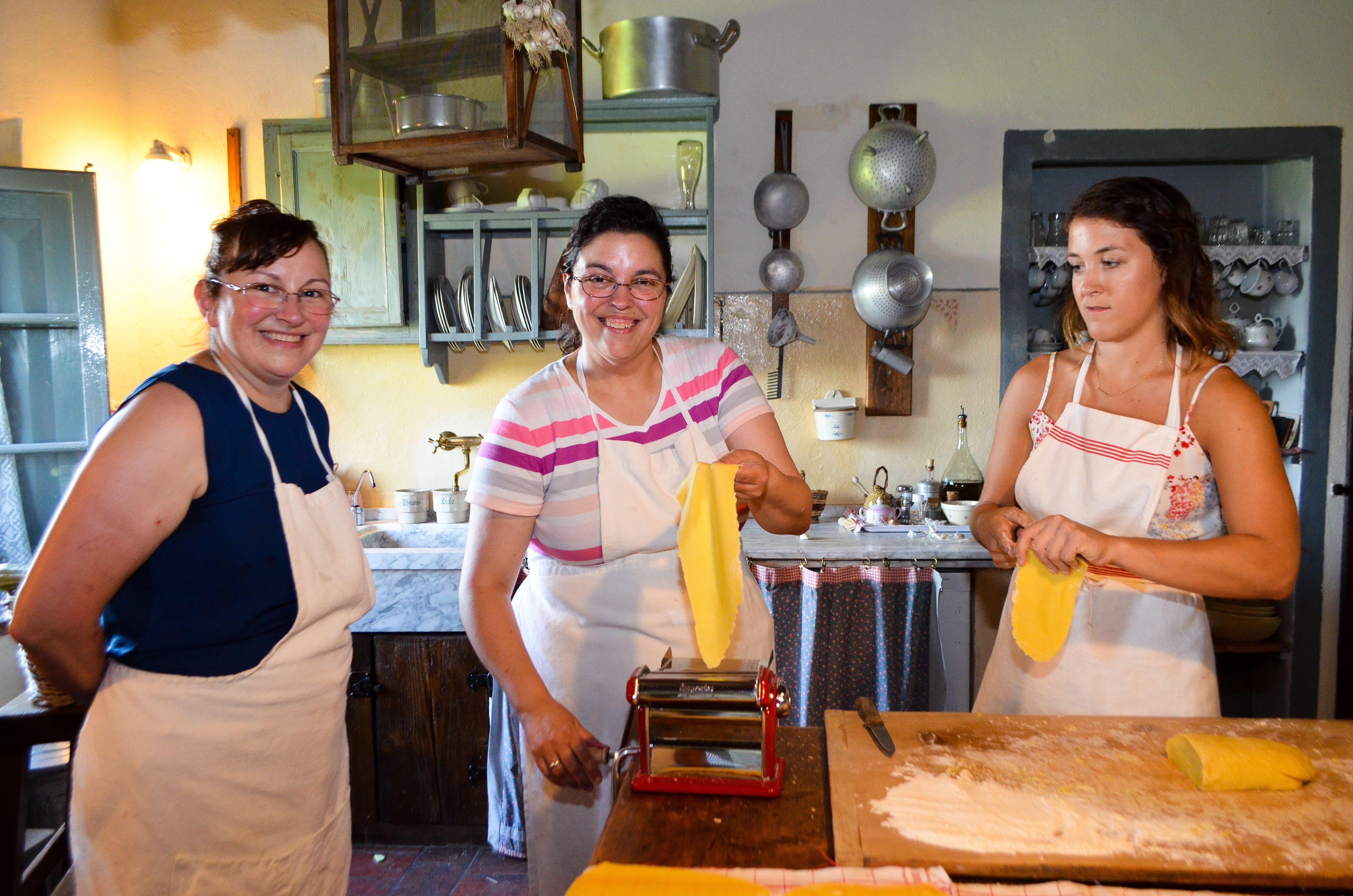 Cooking class #borgoargenina