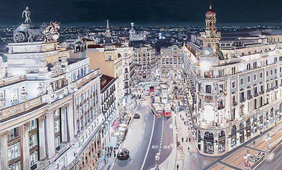 Cuadro Enmarcacion Majestic Glow Madrid En Portobellostreet Es Arte Madrid Imagenes De Pinturas Exposiciones