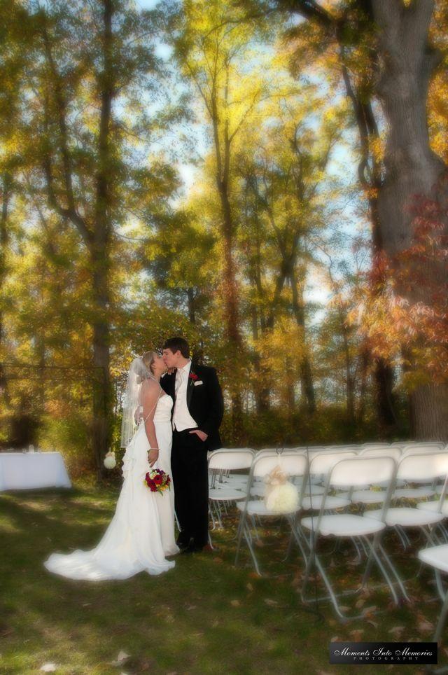Brookshire Columbus Ohio Wedding Reception Venues Fall