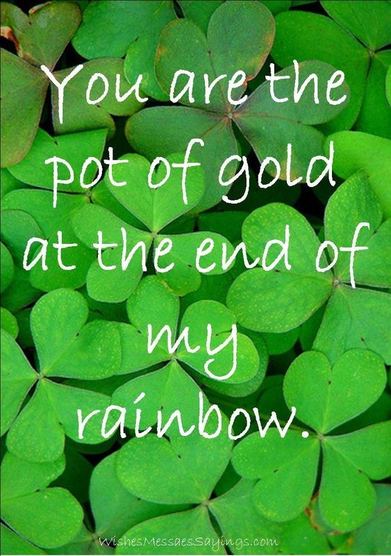 These are some flirty messages for St. Patrick's Day cards ...