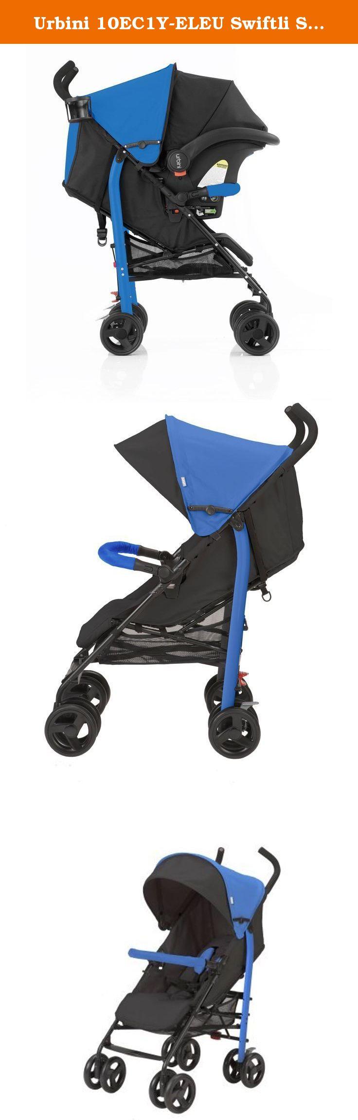 Urbini 10EC1Y-ELEU Swiftli Stroller, Electric, 5-Point Harness With