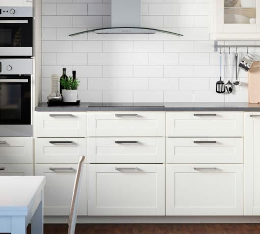 Ikea grytnas kitchen with peninsula google search for Google ikea cuisine