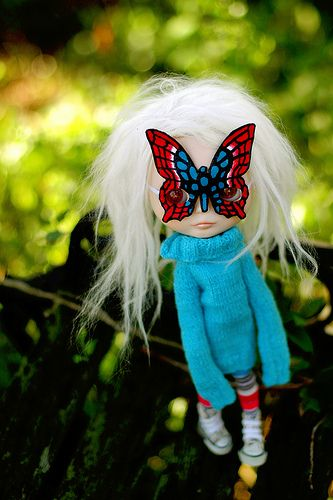 Little Butterfly - 105/365 ADAD 2011 (by Shannon_Taylor)