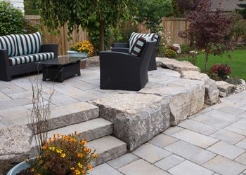 Armour Stone Legends Landscape Supply Stone Landscaping Outdoor Stone Patio Stones