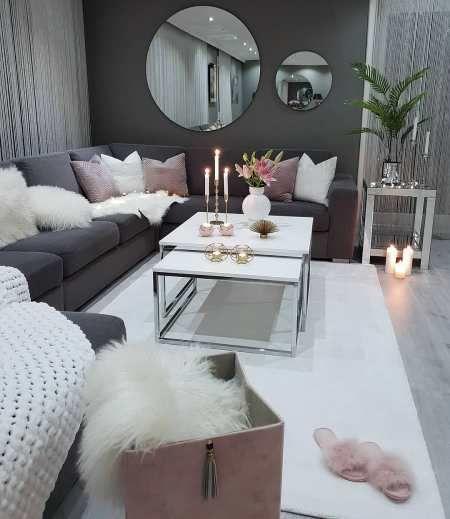 28 Cozy Living Room Decor Ideas To Copy images