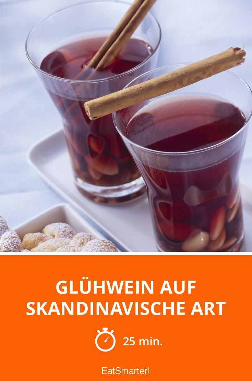 Glühwein auf skandinavische Art