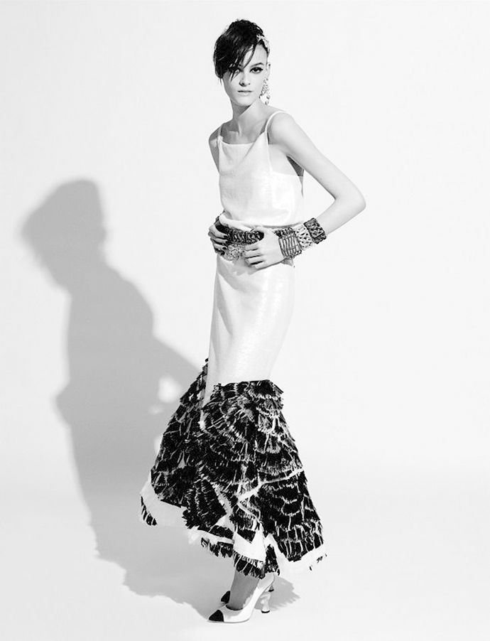 Lookbook of Chanel cruise collection 2013/14