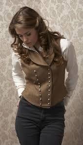 Bildresultat för edwardian waistcoat woman