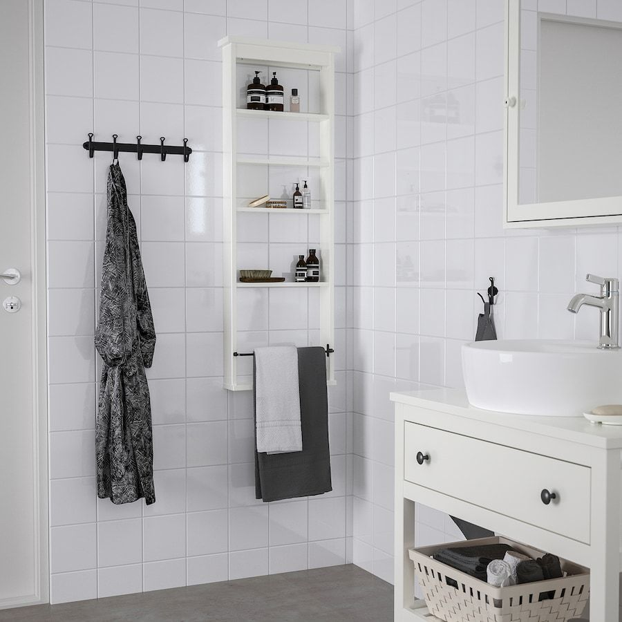 Photo of HEMNES Étagère murale – blanc – IKEA