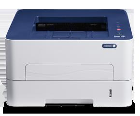 Xerox Phaser 3260 Monochrome Printer Black And White Printer Printer Office Machines