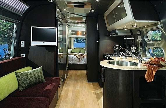 Delightful Travel Trailer Interior Photos | ... International Travel Trailer At  Chilhowee RV Center,