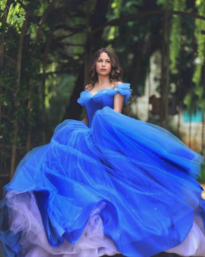 Vestido Azul Para Debutante 25 Moda Evangélica Vestido Azul