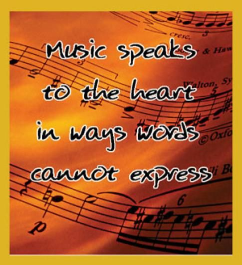 Music Speaks What Cannot Be Expressed Quote Music Speaks To The