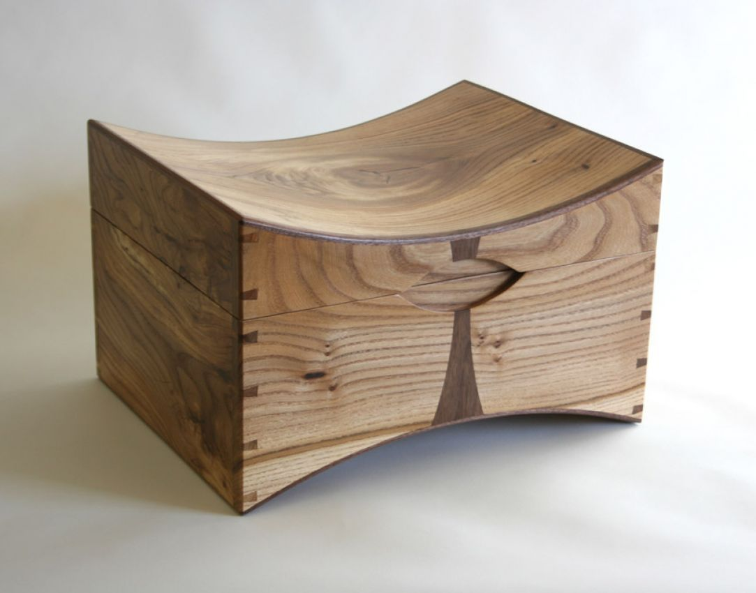Big Wedding Box By Tom Cooper Sculptural Furniture