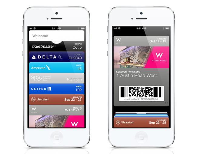 2011 Apple Passbook Passbook keeps your boarding passes