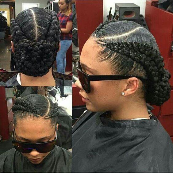 70 Best Black Braided Hairstyles That Turn Heads Natural Hair Styles Braids For Black Hair Braided Hairstyles