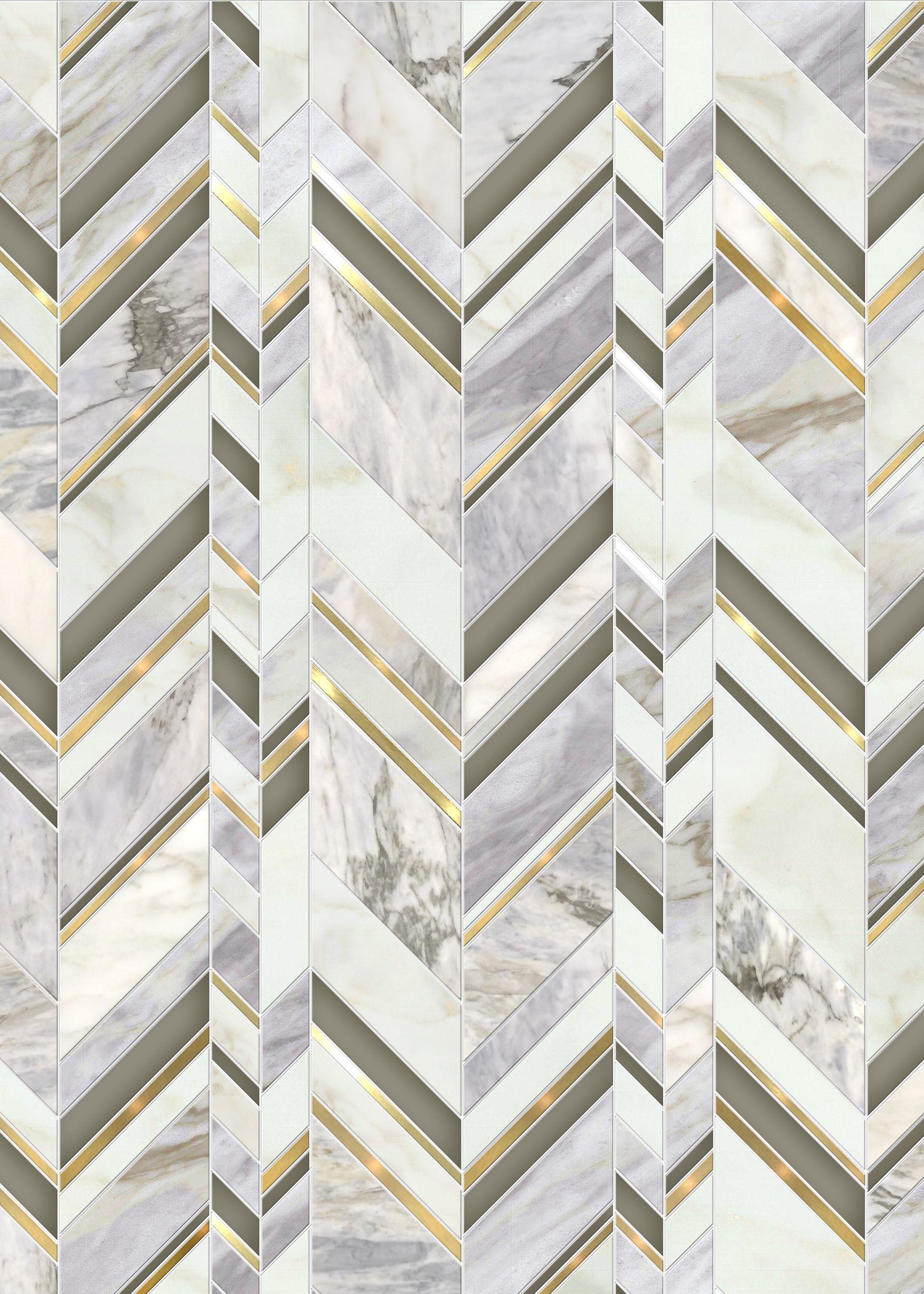 Mosaiquesurfaceroyalpetiteodysseecollection02g jpeg image royale mosaic made to order shown in ensemble 7 in jet black glass and bardiglio stone dailygadgetfo Choice Image