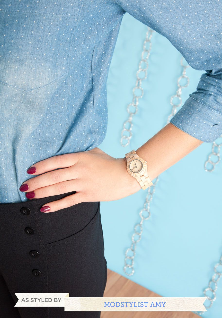 Wood You Have the Time? Watch, #ModCloth