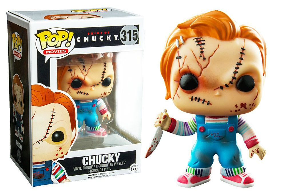 Bride Of Chucky MOVIES Assorted Model FUNKO POP Horror S4